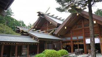 櫻木神社本殿