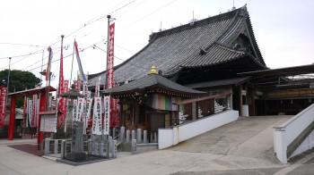 笠寺玉照姫堂
