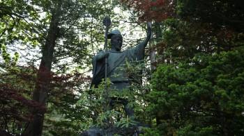 北海道神宮神像