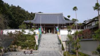 智禅寺本堂
