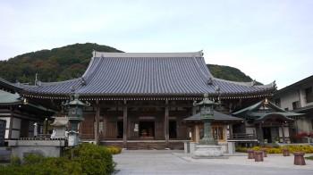 八浄寺本堂