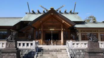 石浜神社本殿