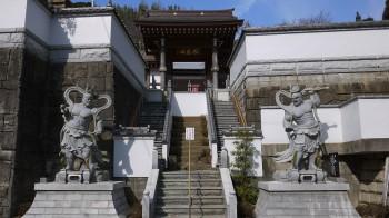 妙音寺山門