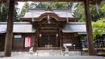 猿投神社本殿