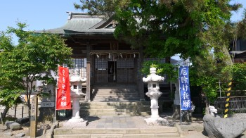 直江津大神宮社殿
