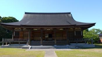 国分寺本堂
