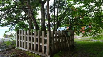 御座石神社七種木