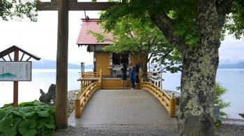 浮木神社社殿