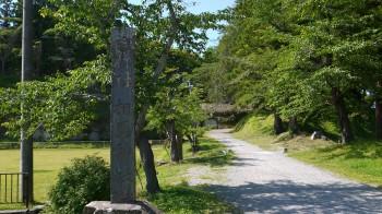 相馬神社入口