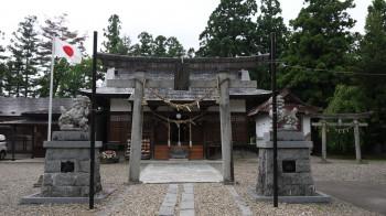 花巻神社入口