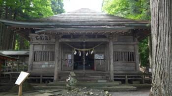 熊野神社毘沙門堂