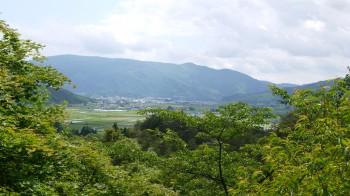 福泉寺遠野田園風景