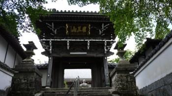 西連寺山門