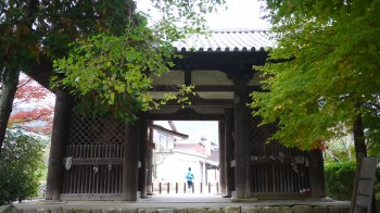 太山寺仁王門