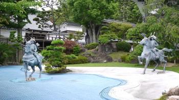 須磨寺源平庭