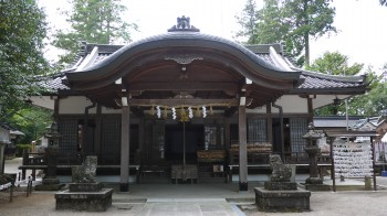 大村神社拝殿