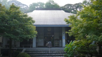 四天王寺本堂
