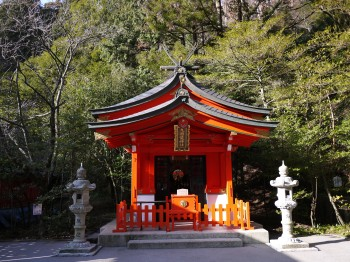 箱根くず龍神社