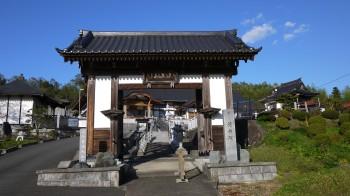 徳寿院山門
