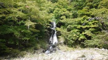 圓城寺白井糸の滝