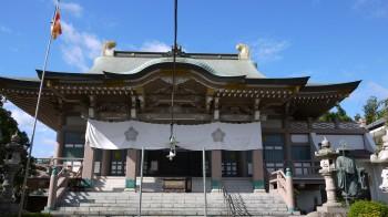 多門寺本堂
