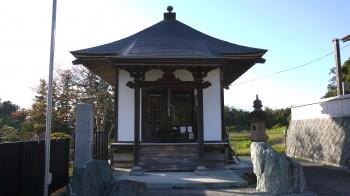 徳寿院観音堂
