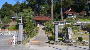 気仙沼観音寺入口