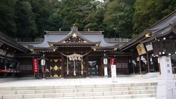 福島護国神社本殿